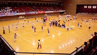 第19回四国高等学校バレーボール新人大会