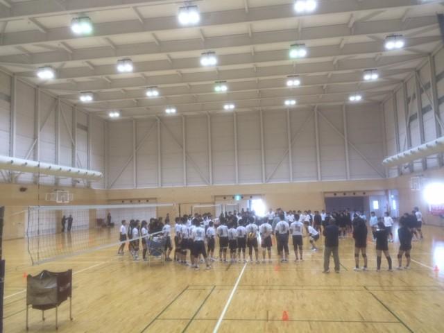 仲多度善通寺バレー教室4